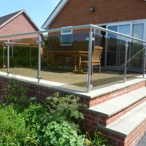 Balustrade And Handrails