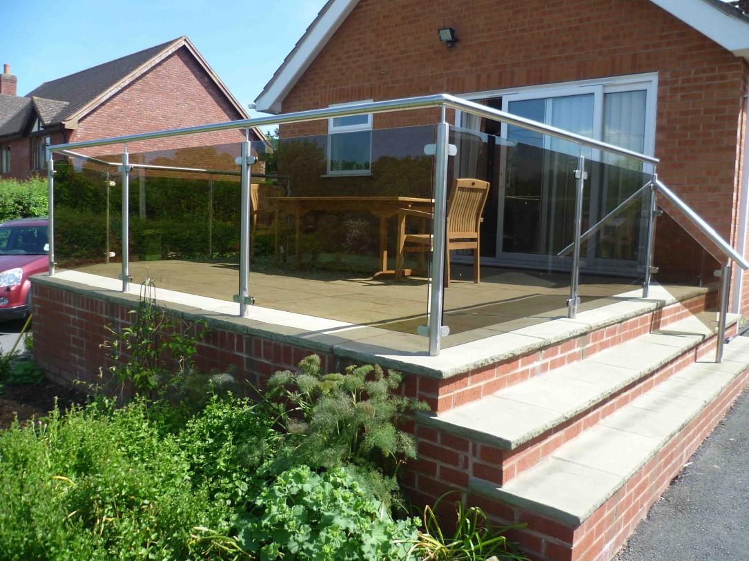 Balustrade And Handrails